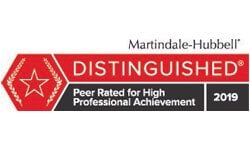 Martindale-Hubbell Distringuished