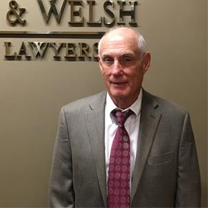 James Welsh - Omaha Lawyer